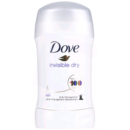 Dove Stift Invisible Dry 40ml