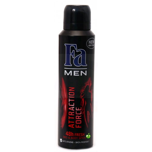 Fa Deo Men Attraction Force 150ml