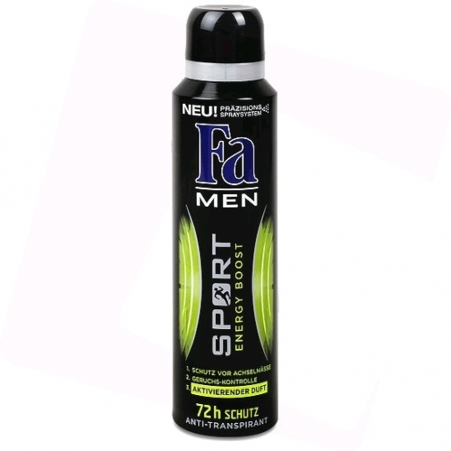Fa Deo Sport Energy Boost 200ml
