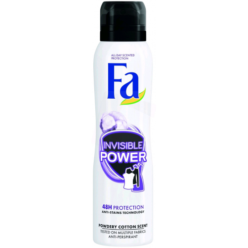 Fa Deo Invisible Power