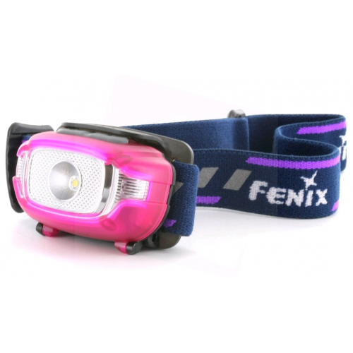 Fenix Light Fejlámpa HL15 LED Lila