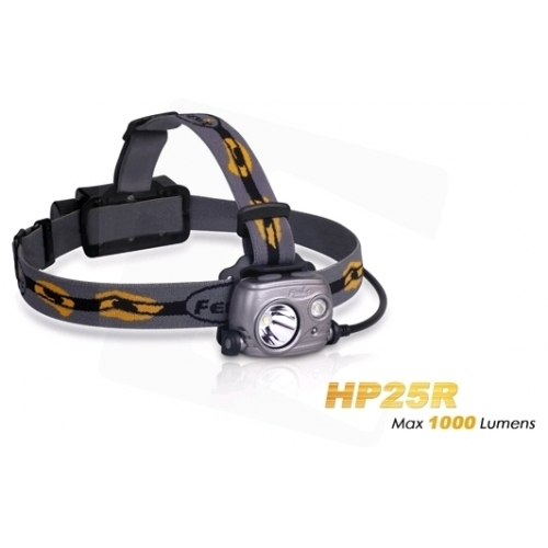 Fenix Light Fejlámpa HP25R LED (1000 lumen)