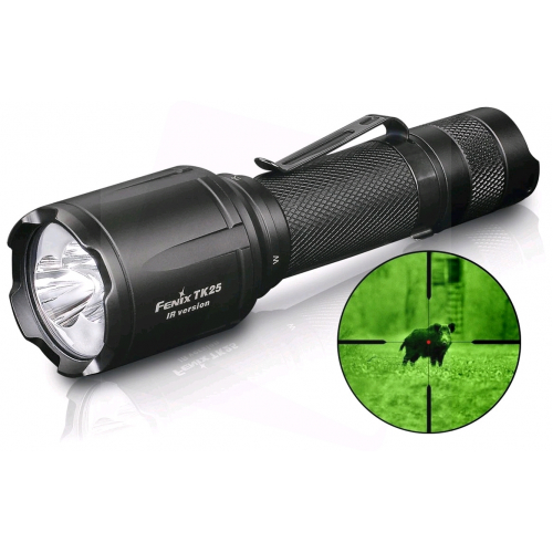 Fenix Light Elemlámpa TK25IR LED