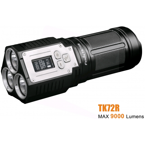 Fenix Light Elemlámpa TK72R LED