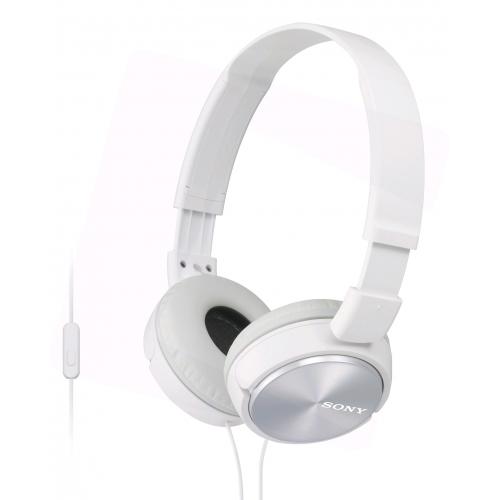 Sony Fejhallgató MDRZX310APW (fehér) Hangerőszabályzóval 54996bc4ba
