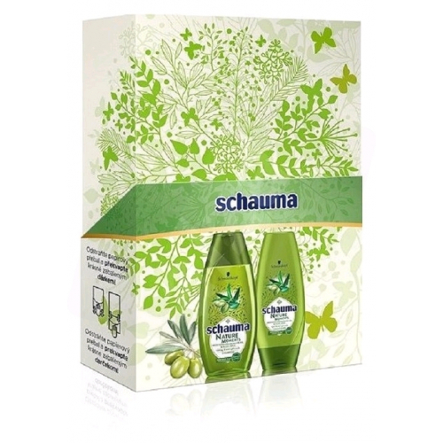 Schauma Csomag: Nature Moments Sampon (250ml) + Balzsam (200ml)