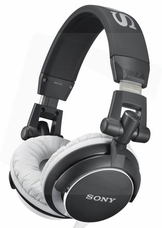 Sony Fejhallgató MDRV55B (fekete-szürke) f8eb5874e7